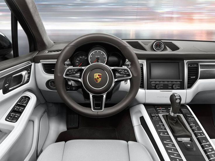 Porche Macan  #car #auto #interior