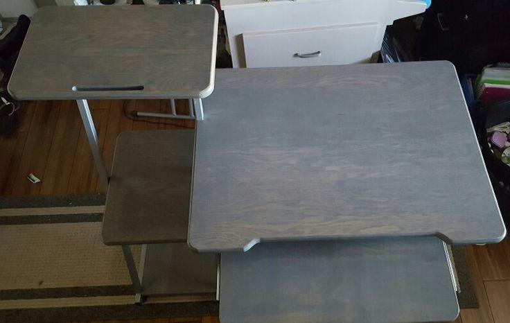 Refurbished computer desk #2