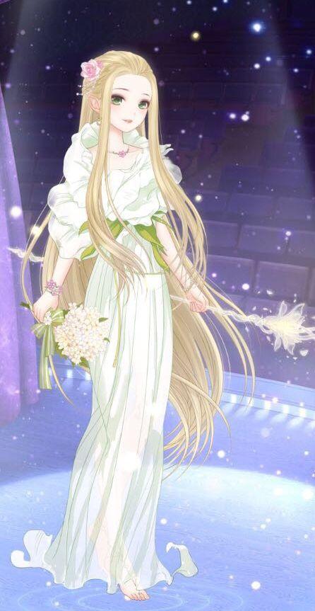 Floral Elf