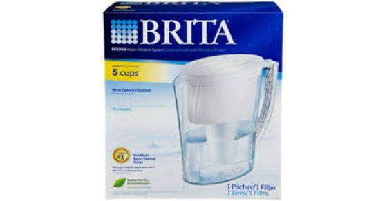 Walmart: Brita Slim Pitcher just $.96 w Coupon