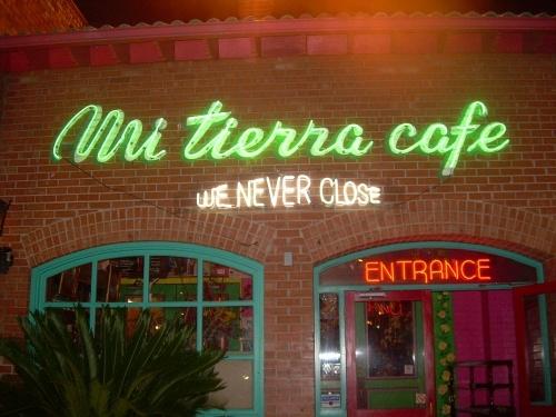 mi tierra cafe in San Antonio, TX