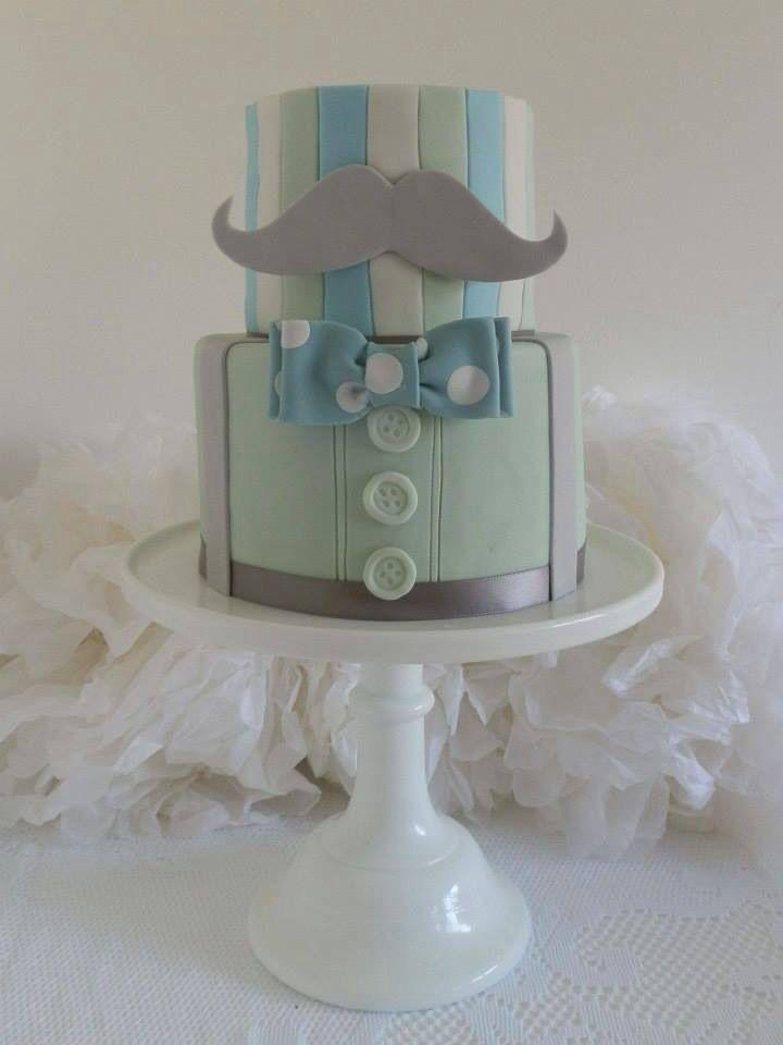 Gentleman's cake