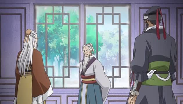 Watch The Story Of Saiunkoku Episode 4 English Dubbed in High Definition Quality Online FREE!.