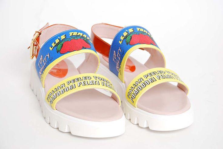 Sandal tomato from Leo