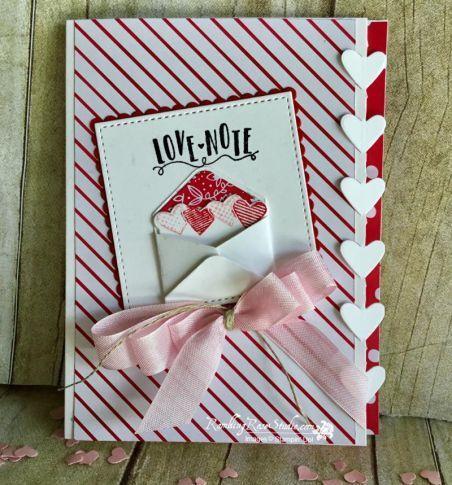 A Love Note... | Rambling Rose Studio | Billie Moan