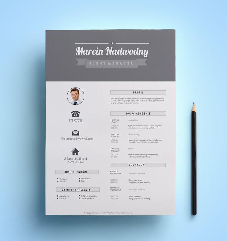 257 best CVs \/\/ Career Tools + Resumes images on Pinterest - cvs resume paper