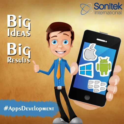 Got an Idea? Now Talk to Our Mobile Apps Development Experts!! Know more here: https://www.sonitek.ca  #mobileapps #iphoneapps #androidapps #iphoneapps #apps