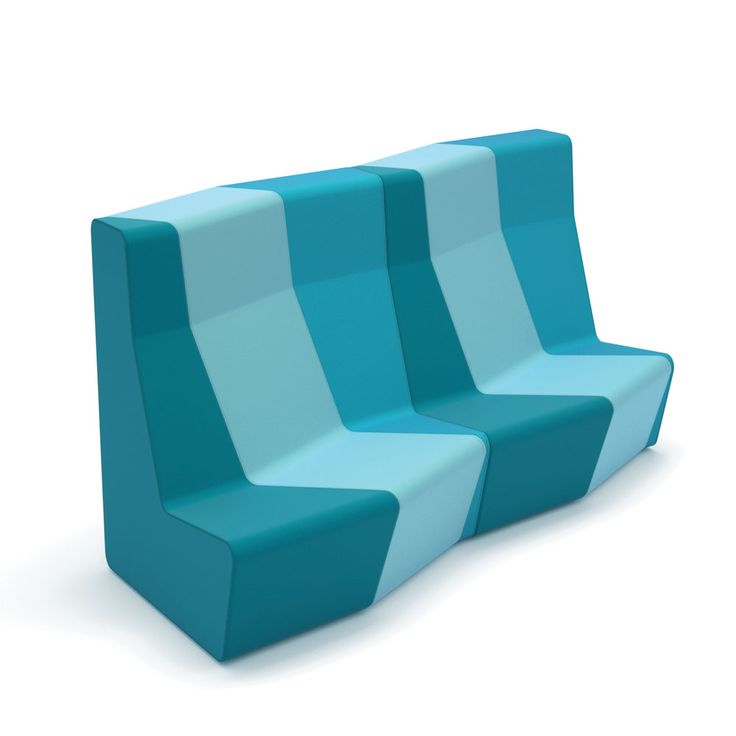 Start the fun with these stylish modular seatings