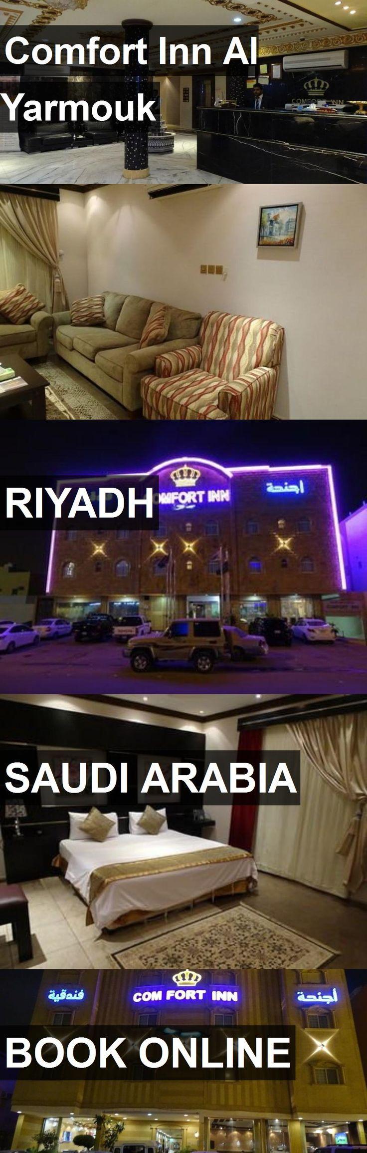Hotel Comfort Inn Al Yarmouk in Riyadh, Saudi Arabia. For more information, photos, reviews and best prices please follow the link. #SaudiArabia #Riyadh #travel #vacation #hotel