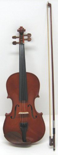 Full Size 44 Student Violin W Case Bow Natural *** More info could be found at the image url.Note:It is affiliate link to Amazon.