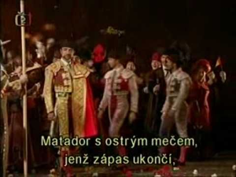 OPERA CARMEN - March of Toreadors and Chorus, by Bizet