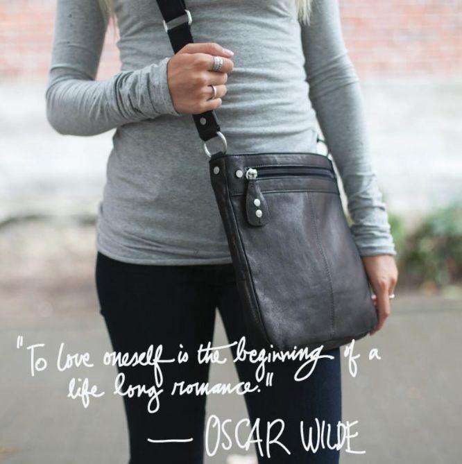 The Eva crossbody handbag | Ellington Handbags