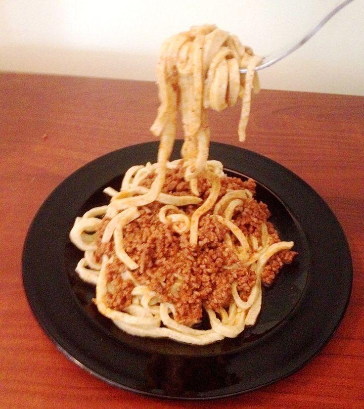Szénhidrátmentes tészta készítése otthon (Szafi Fitt paleo recept)