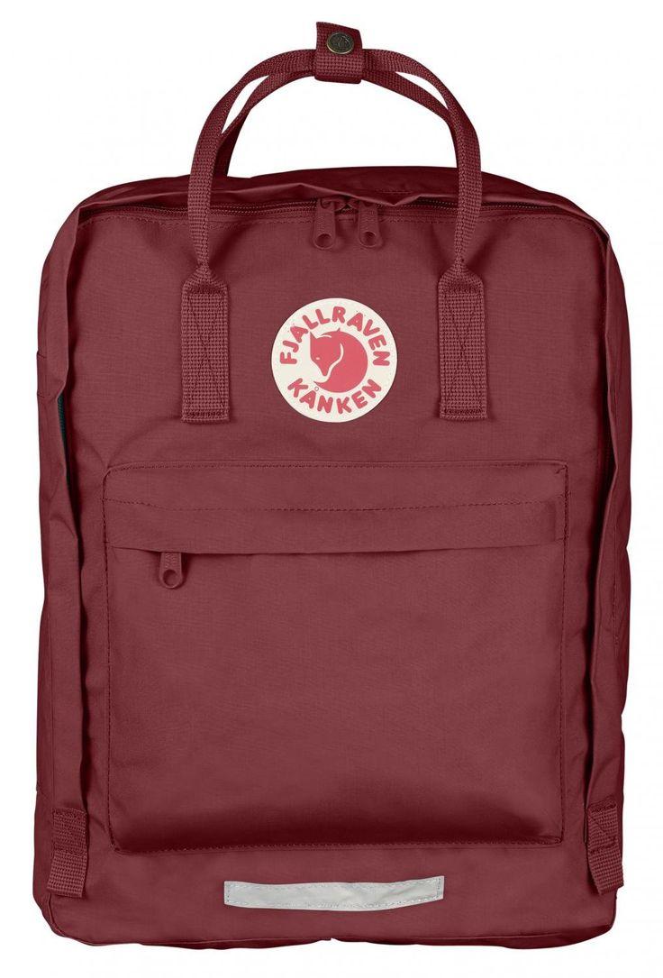 Fjallraven Kanken Big Backpack (Ox Red)