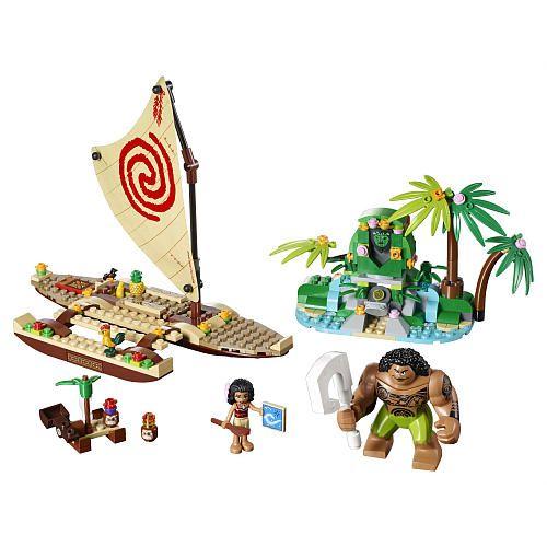 "LEGO Disney Moana's Ocean Voyage (41150) - LEGO - Toys ""R"" Us"