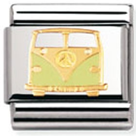 Nomination Charm Camper Van | Contemporary Jewellery at Affordable Prices | Xen Jewellery Design