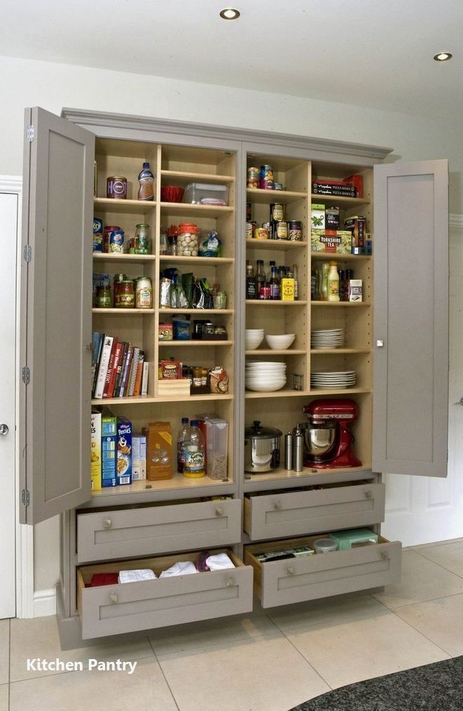 Pin By Megan Bettencourt On Home Decor In 2020 Kitchen Pantry Design Pantry Design Kitchen Design Diy