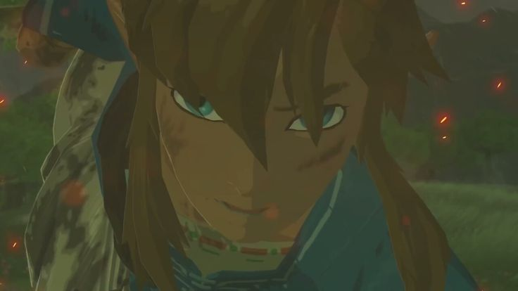 Link looks so epic in the new trailer for Breath of the Wild