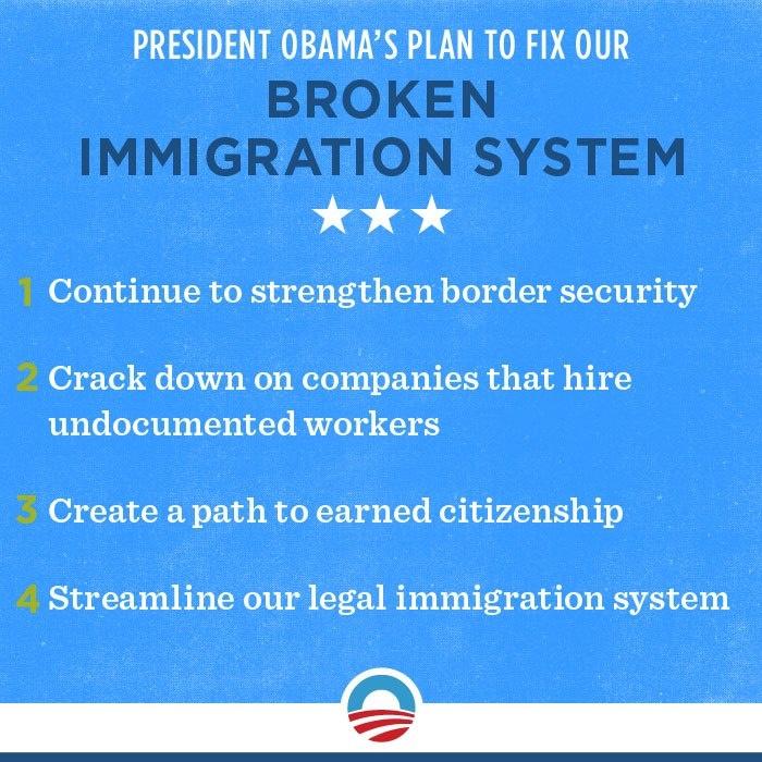 Immigration Reform News: 19 Best Immigration Infographics Images On Pinterest
