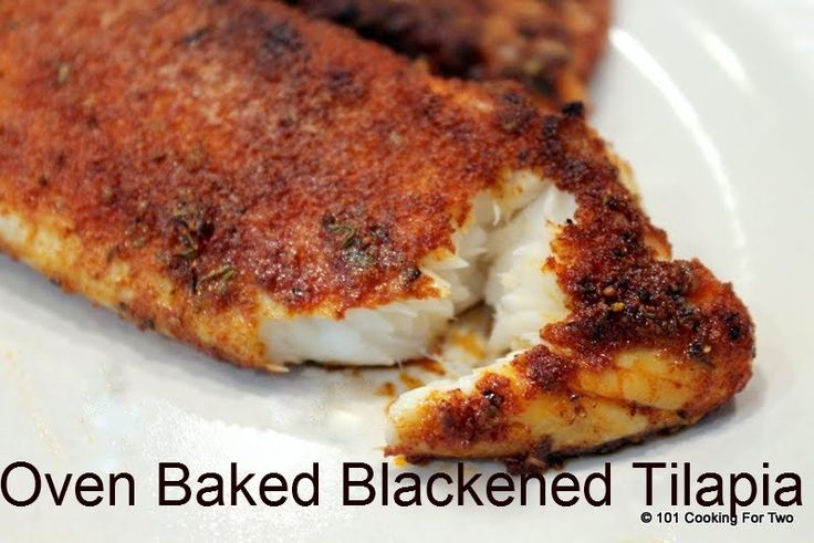 101 Cooking For Two - Everyday Recipes for Two: Oven Baked Blackened