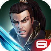 Heroes of Order & Chaos - Multiplayer Online Game' van Gameloft