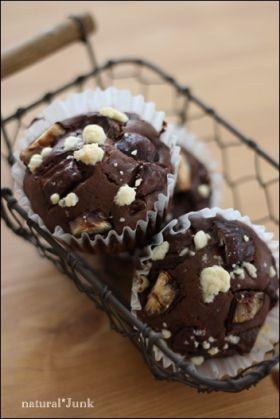「しっとり〜!渋皮煮&チョコのマフィン」Ryu | お菓子・パンのレシピや作り方【corecle*コレクル】