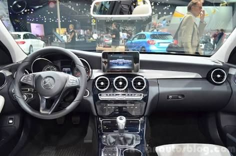 Image result for mercedes c class interior manual
