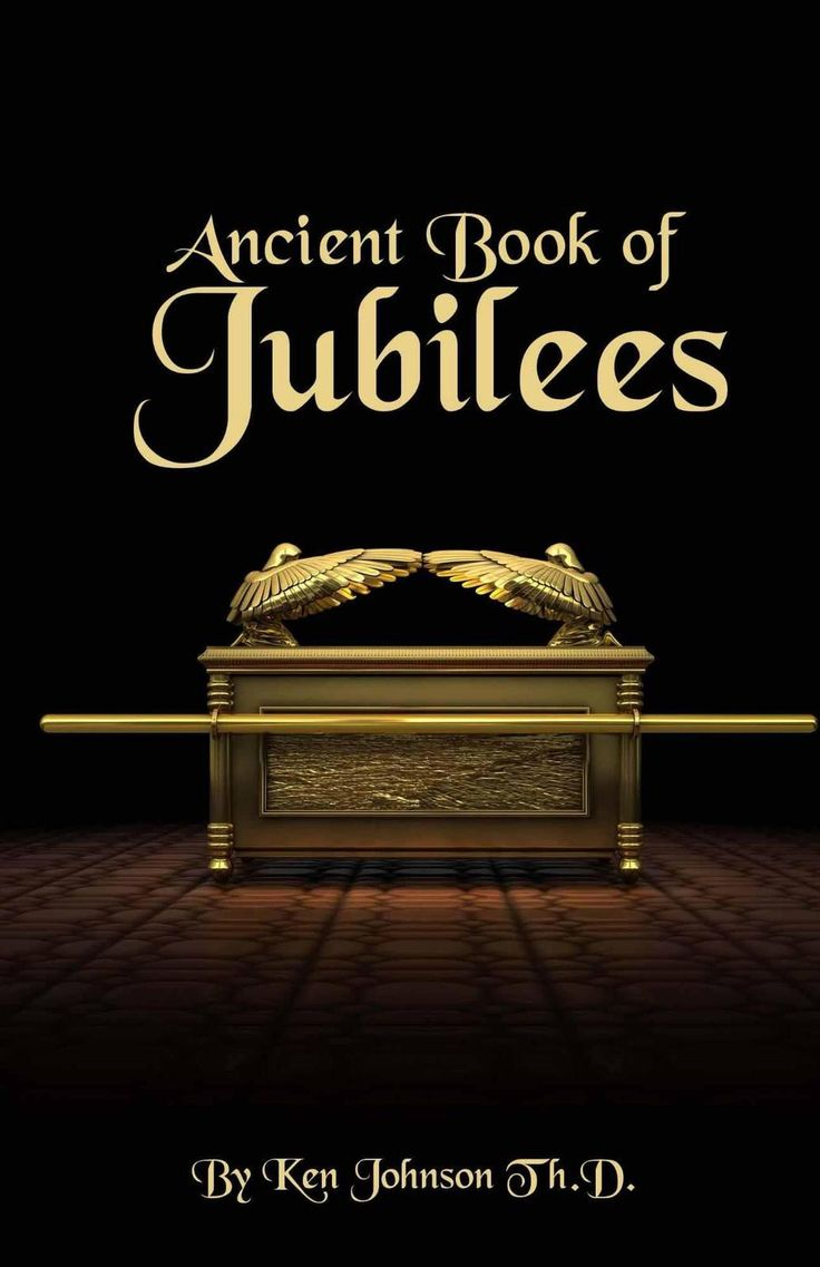 Ancient Book of Jubilees - Ken Johnson $2.99 | Pwrplay's Online Palace |  Pinterest | Products and Book