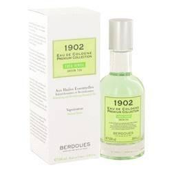1902 Green Tea Eau De Cologne Spray (Unisex) By Berdoues