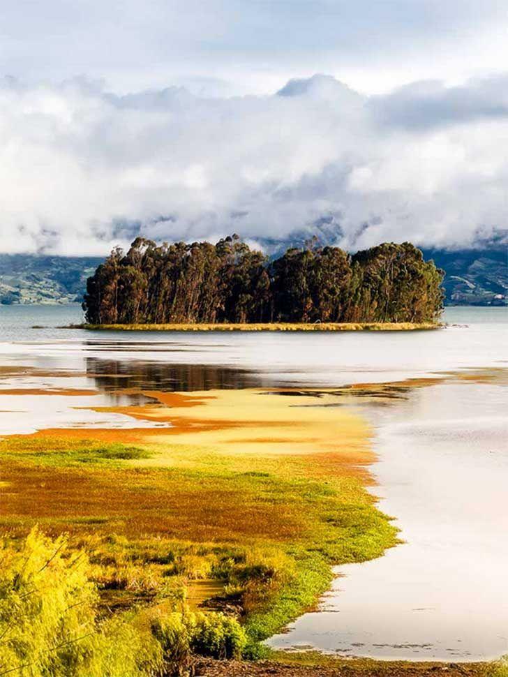 El Lago de Tota (Boyacá)