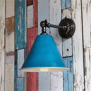407 best the wall lighting company limited images on pinterest designer coloured metal shaded wall light aloadofball Image collections