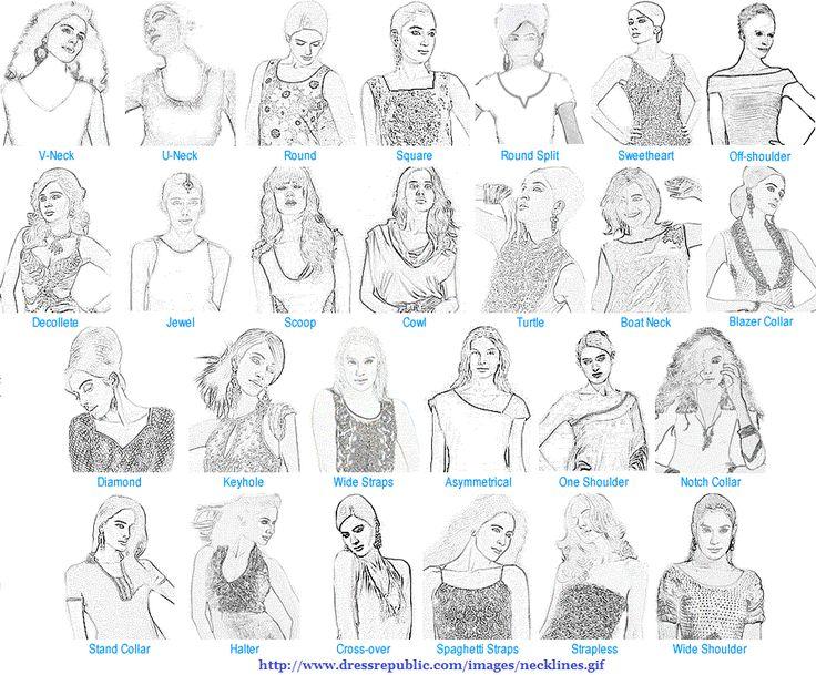 Elegant 25 Best Ideas About Dress Silhouette On Pinterest  Dress Shapes