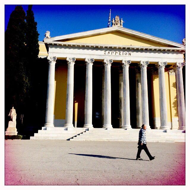 Zappeion Athens