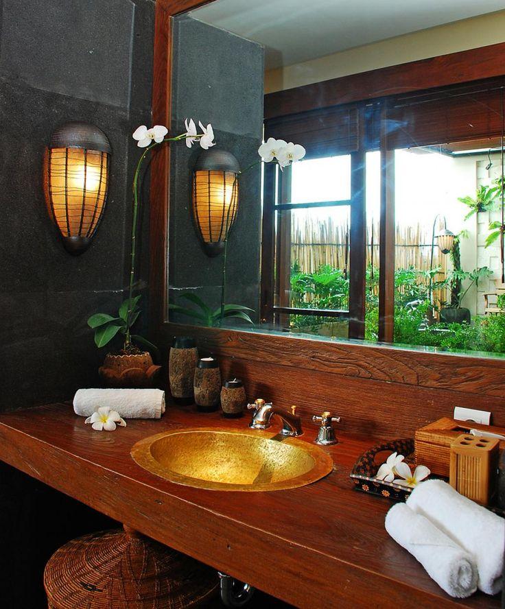 Camping Bathroom Ideas: Best 25+ Balinese Bathroom Ideas On Pinterest