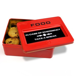 Emergency Food Tin Set Of 2, $16.25