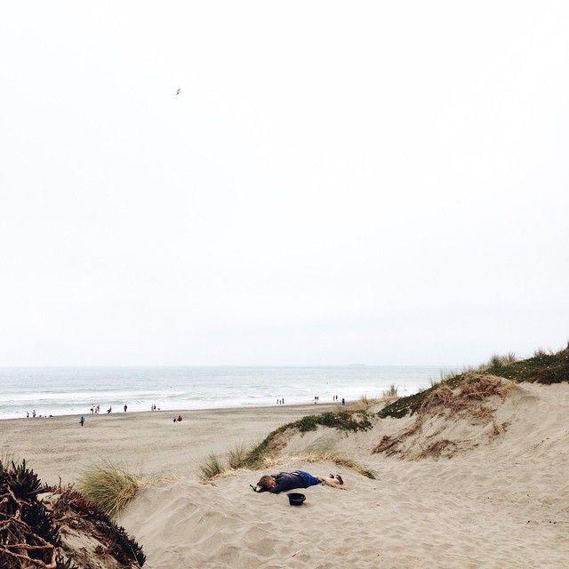 Ocean Beach, San Fran