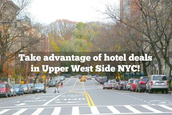 NYC hotel deals upper west side