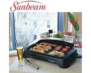 Sunbeam BBQ Grill - BigPond Shopping $117