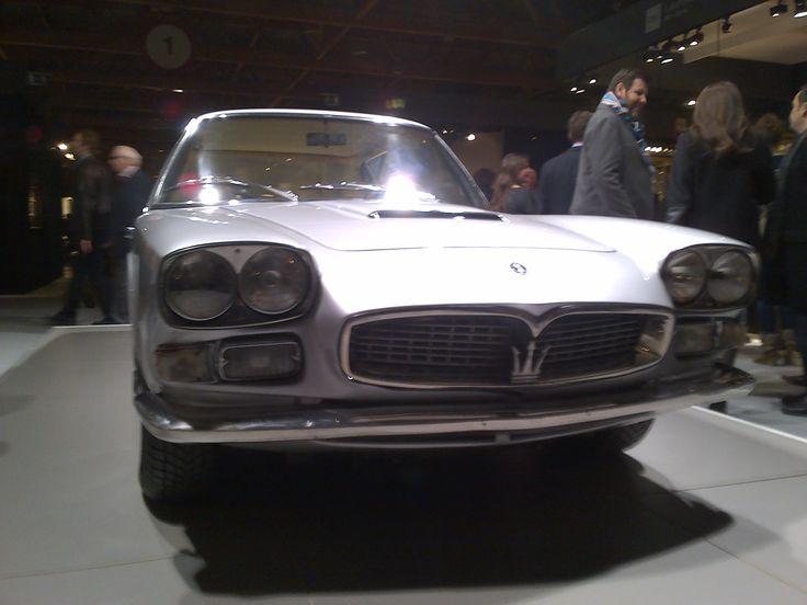 Une Maserati