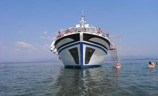 Captain Theos Boat Trips - Corfu Town - Reviews of Captain Theos Boat Trips - TripAdvisor