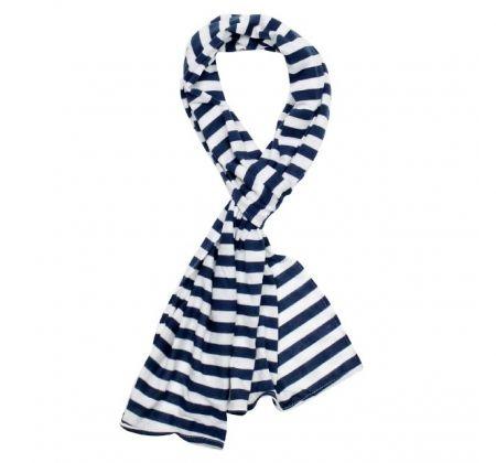 Stoere sjaal van het merk Vinrose in de kleur navy. http://www.minimoda.nl/product/vinrose-sjaal-navy/