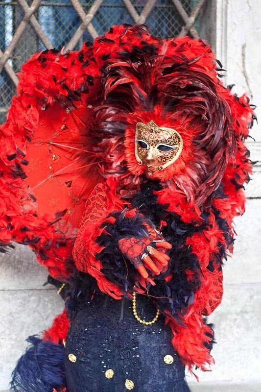 Amore per la cucina!: Венецианский карнавал