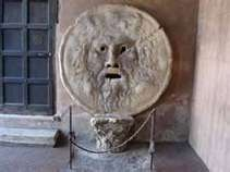 The Mouth of Truth, Rome, Italy