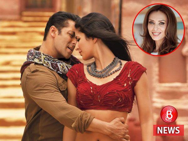 Iulia Vantur has no problem with Salman Khan and Katrina Kaif's closeness