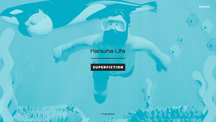 https://www.behance.net/gallery/41159543/Hanwha-X-Superfiction-Summer