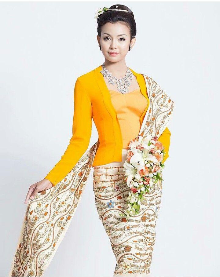 Wyne lay #gorgeous #myanmar #traditional