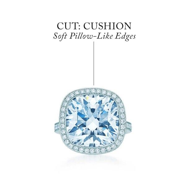 How To Choose An Engagement Ring 11.22 Carat Cushion Cut Diamond & Platinum Ring, Price Upon Request, Tiffany & Co.
