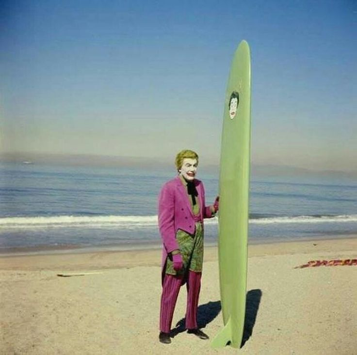 Joker brand long board.