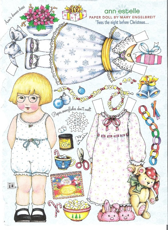 (⑅ ॣ•͈ᴗ•͈ ॣ)                                                            ✄Ann Estelle Christmas
