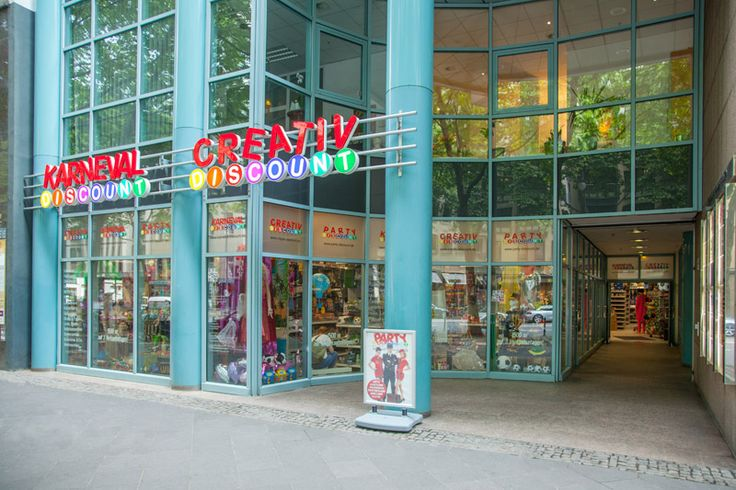 Hohenstaufenring, Party-Discount
